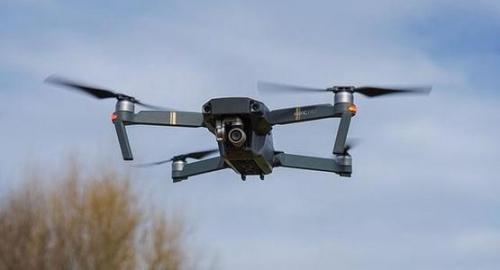 航拍无人机(4K高清稳定仪摄影头)