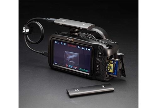 BMDcc摄影机