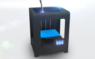 3D动画打印机