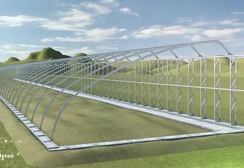 《农业大棚3D动画》