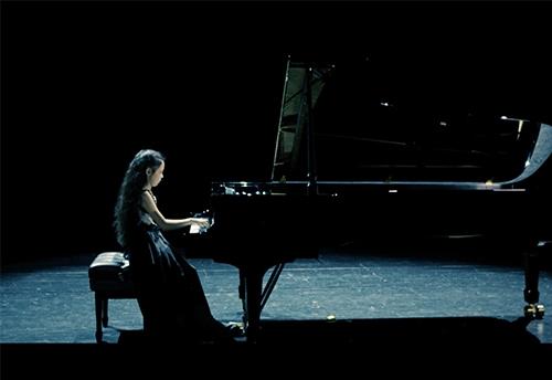 《钢琴小公主》
